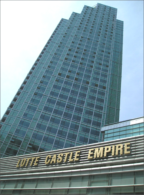 Lotte Castle Empire