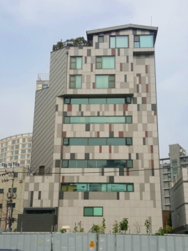 Hannam-dong Efficency Apartment