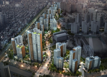 Bugahyeon-dong Apartment (High-Rise)