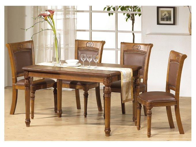 korea furniture rental Dining Table 4P