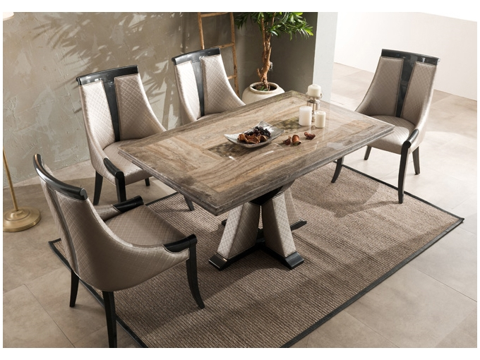 korea furniture rental Dining Table 6P