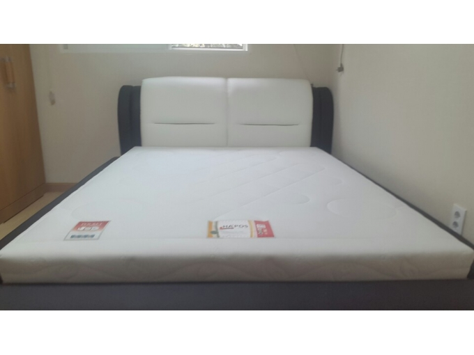 korea furniture rental No.1 Queen Bed