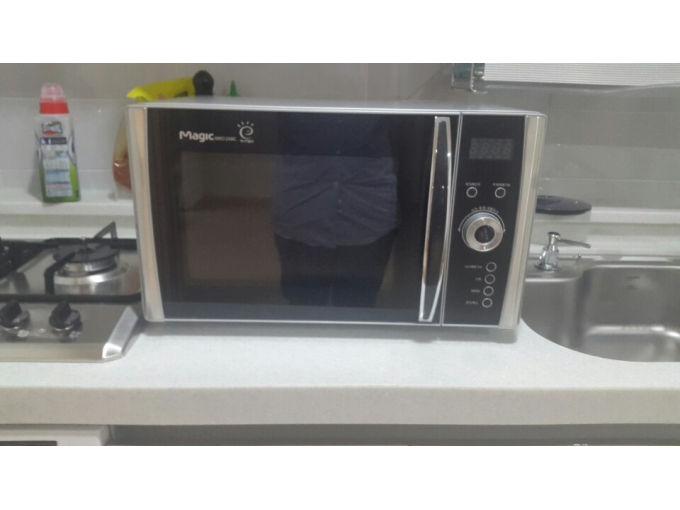 korea furniture rental Microwave