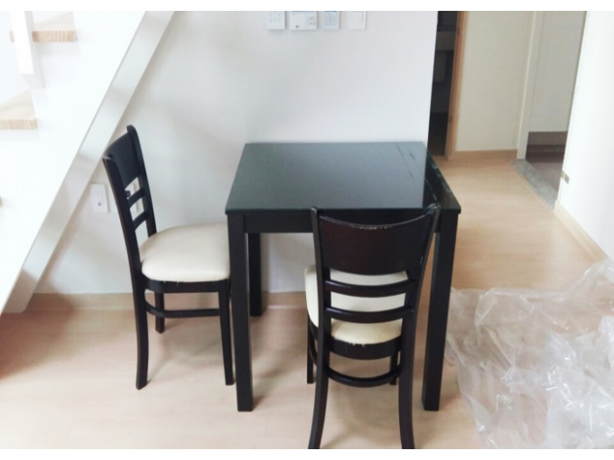 korea furniture rental Dining table 2P
